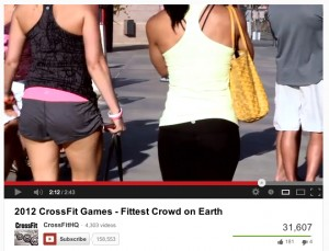 FittestCrowdOnEarth