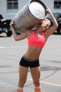 crossfit-girl-beer