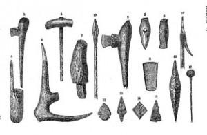 Stone tools[4]